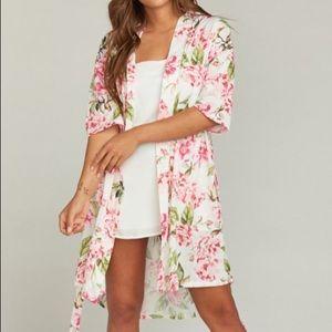 Show me your MuMu garden of bloom robe